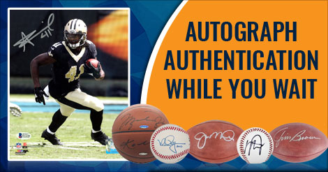 Upcoming Trade Shows and Events   Beckett Authentication