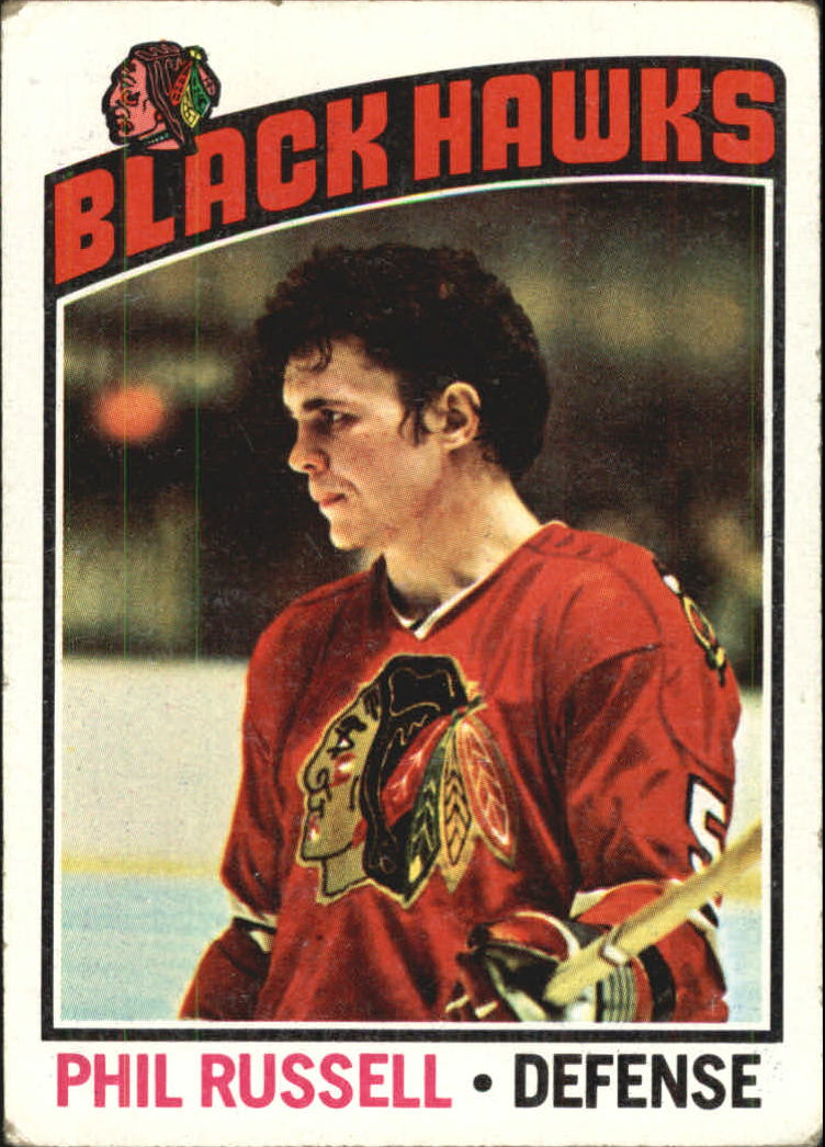 1976-77 Topps #31 Phil Russell