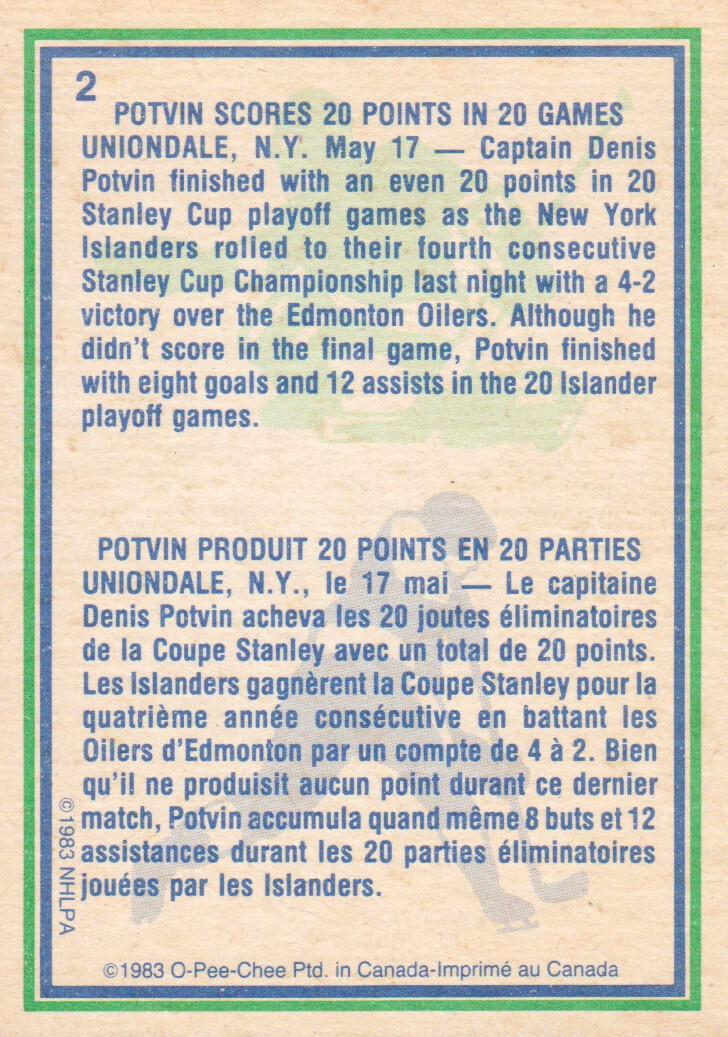 1983-84-O-Pee-Chee-Hockey-Cards-1-250-Pick-From-List miniature 3