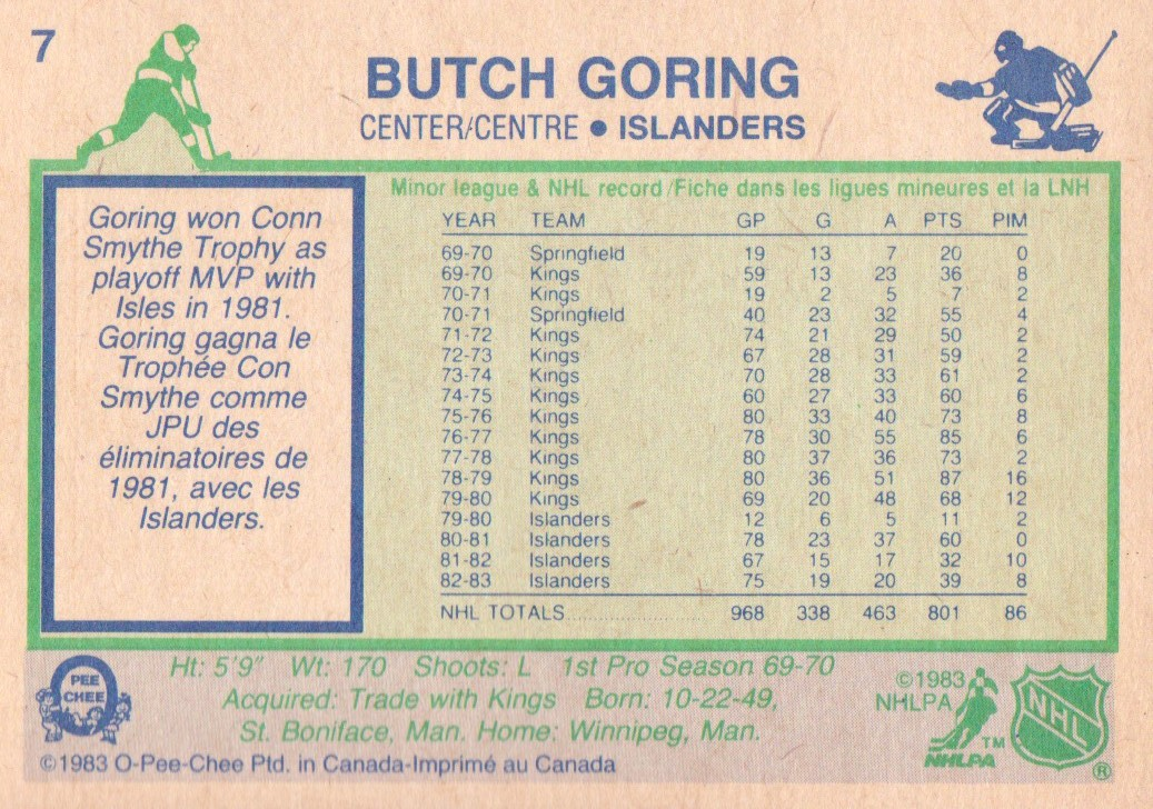 1983-84-O-Pee-Chee-Hockey-Cards-1-250-Pick-From-List miniature 9