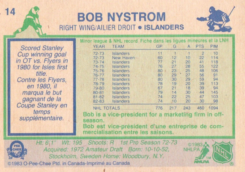 1983-84-O-Pee-Chee-Hockey-Cards-1-250-Pick-From-List miniature 15