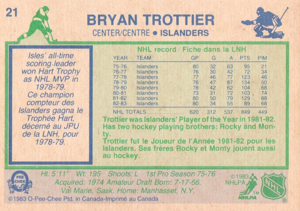 1983-84-O-Pee-Chee-Hockey-Cards-1-250-Pick-From-List miniature 27