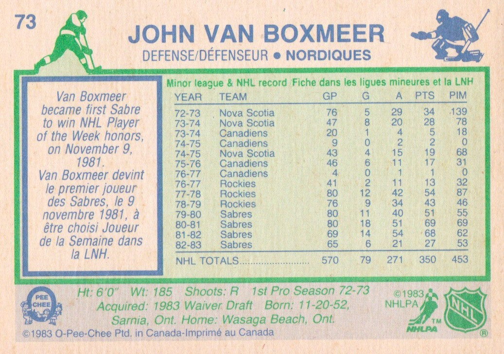 1983-84-O-Pee-Chee-Hockey-Cards-1-250-Pick-From-List miniature 107