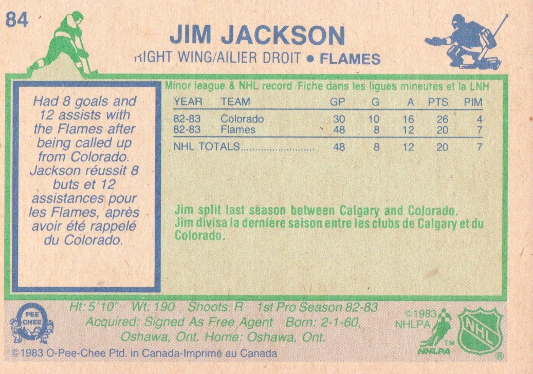 1983-84-O-Pee-Chee-Hockey-Cards-1-250-Pick-From-List miniature 127