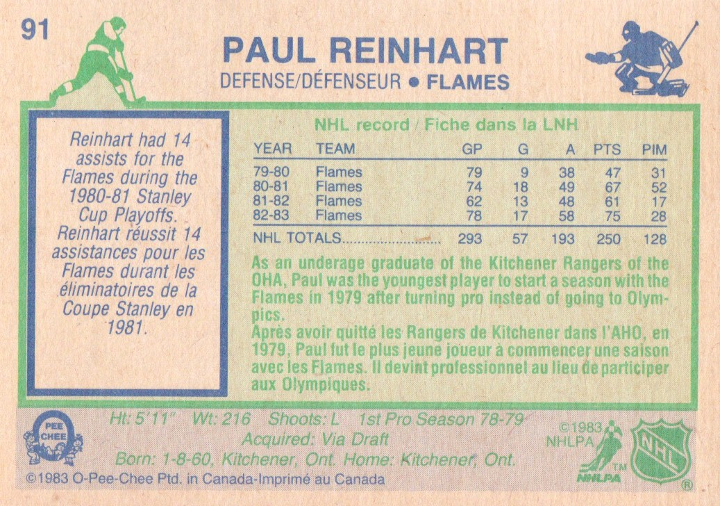 1983-84-O-Pee-Chee-Hockey-Cards-1-250-Pick-From-List miniature 141