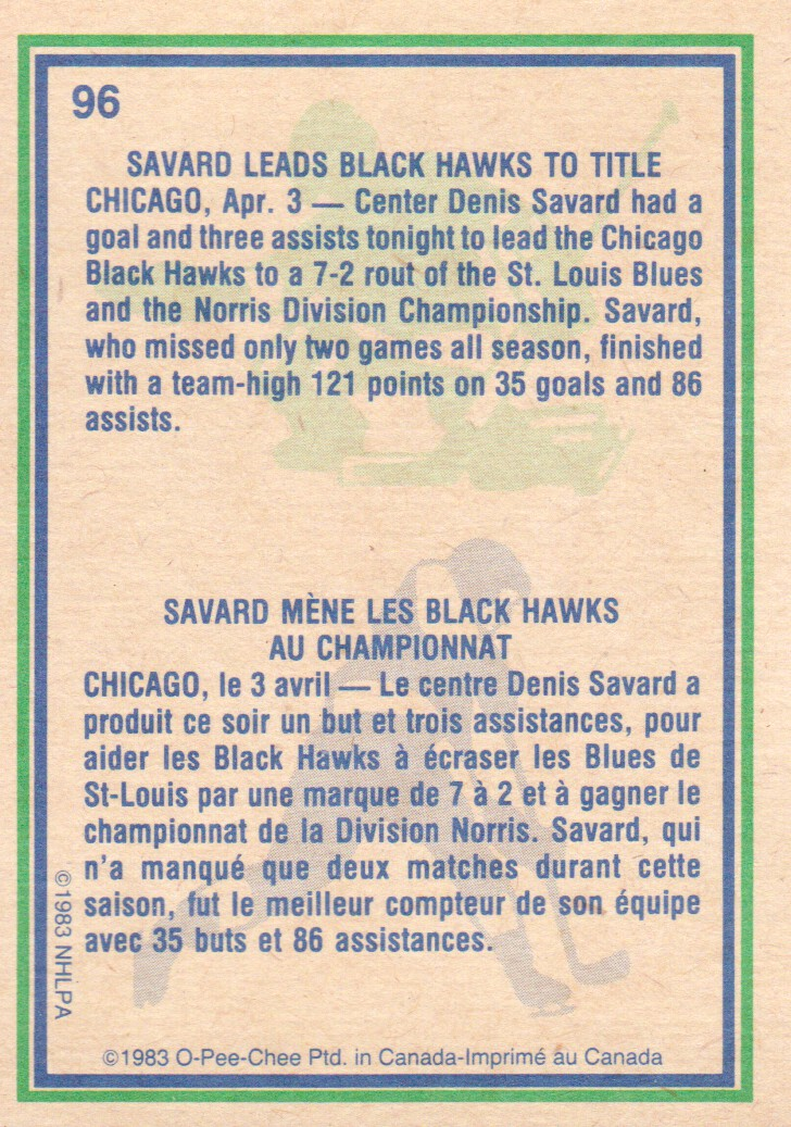 1983-84-O-Pee-Chee-Hockey-Cards-1-250-Pick-From-List miniature 151