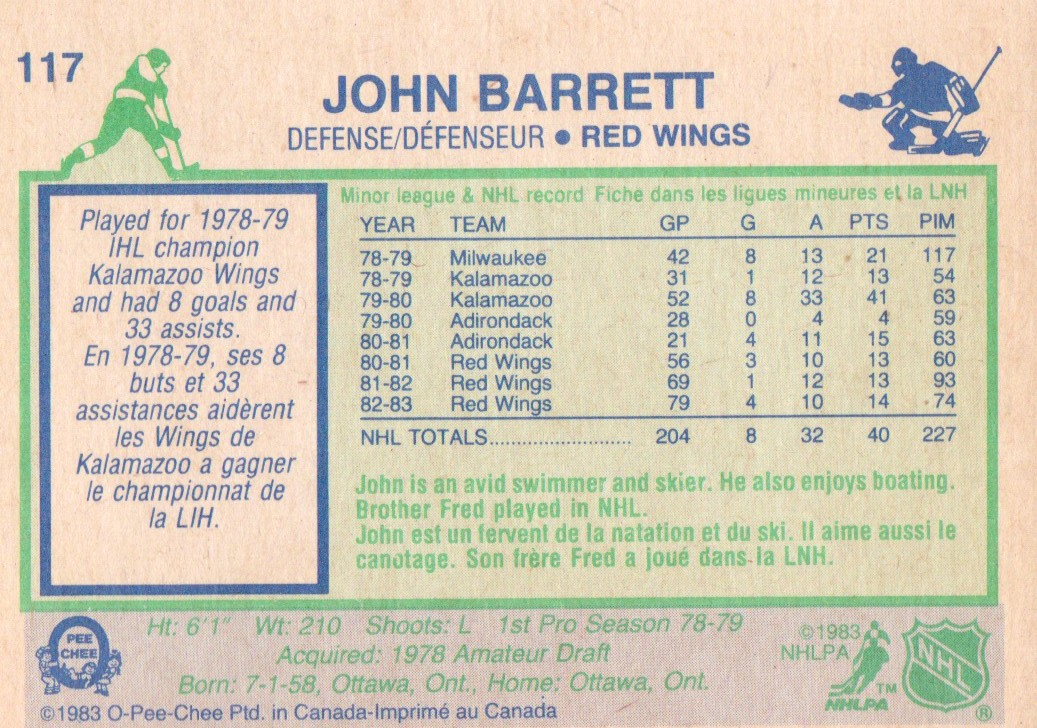 1983-84-O-Pee-Chee-Hockey-Cards-1-250-Pick-From-List miniature 175