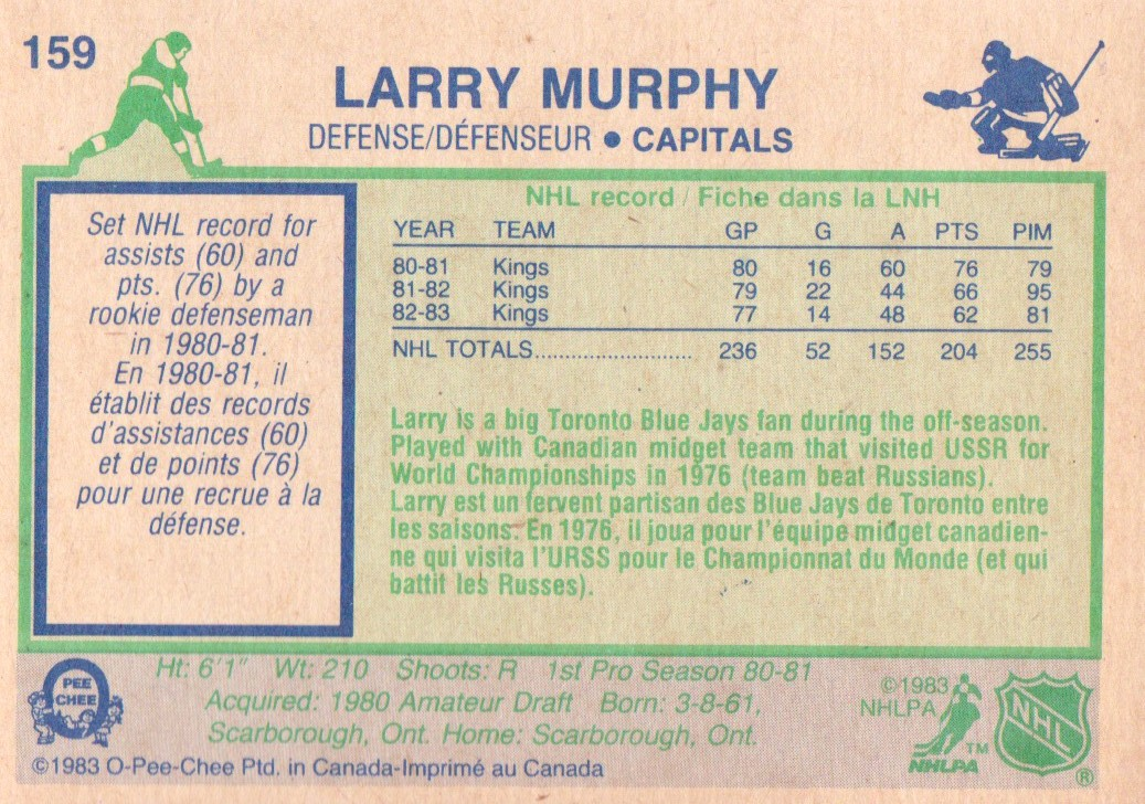 1983-84-O-Pee-Chee-Hockey-Cards-1-250-Pick-From-List miniature 235