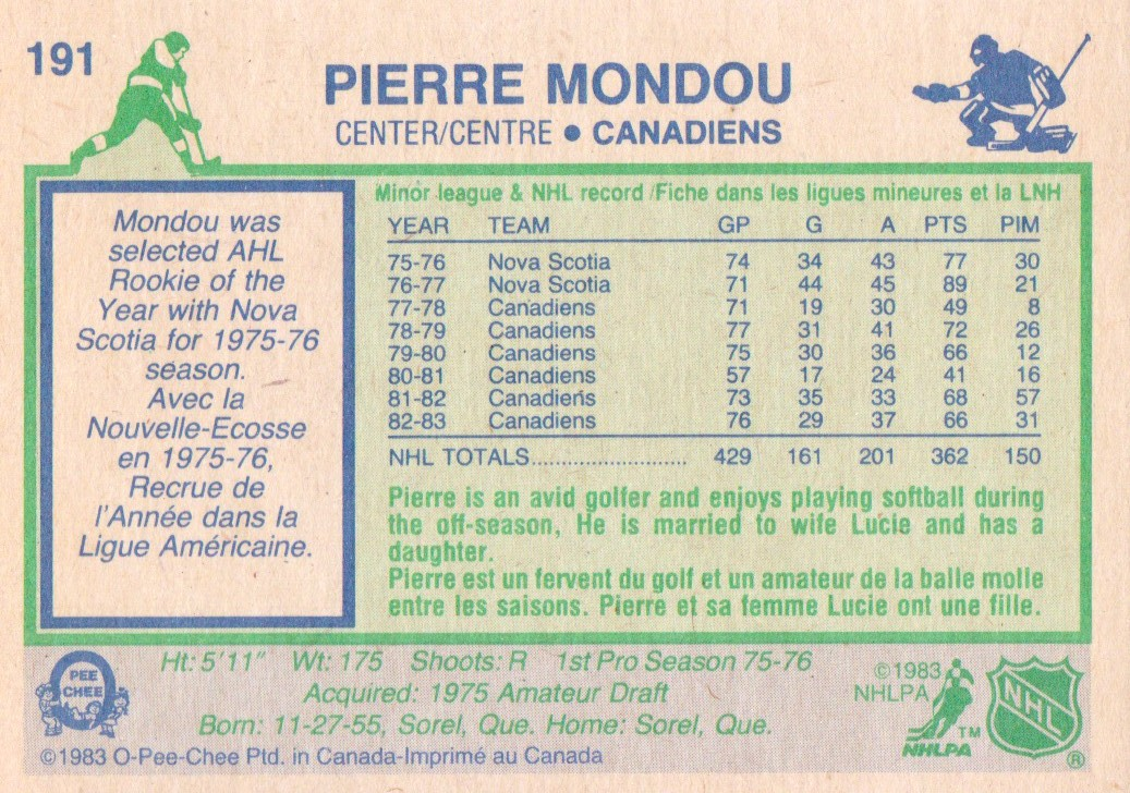 1983-84-O-Pee-Chee-Hockey-Cards-1-250-Pick-From-List miniature 277