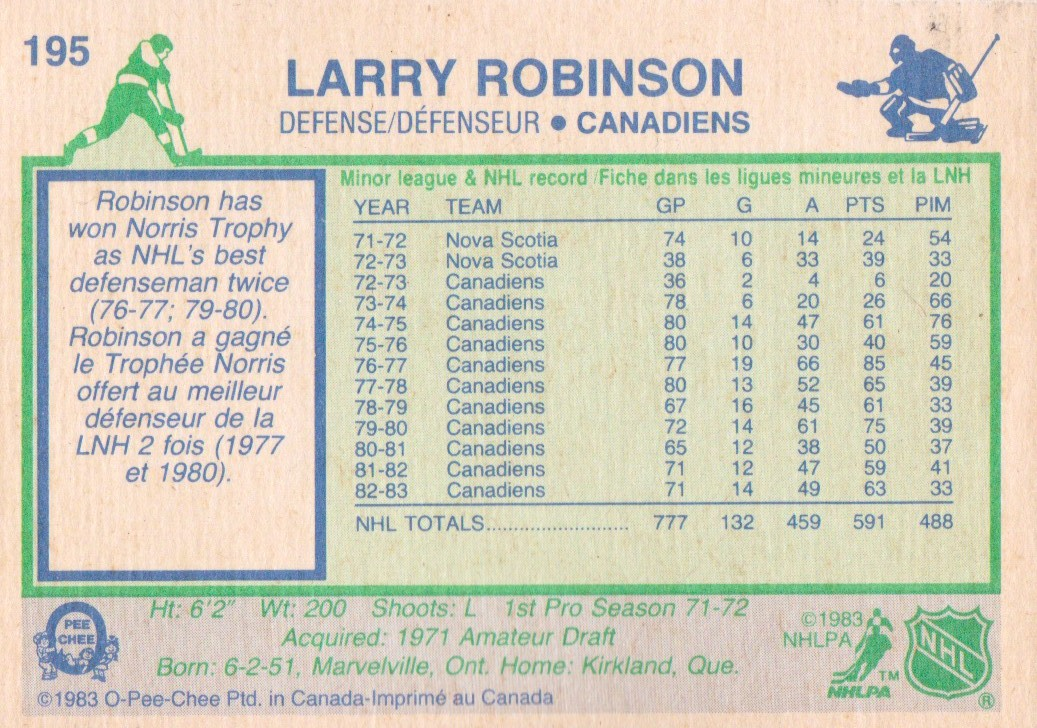 1983-84-O-Pee-Chee-Hockey-Cards-1-250-Pick-From-List miniature 281