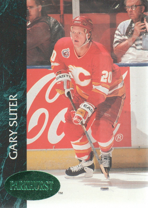 1992-93 Parkhurst Emerald Ice #23 Gary Suter