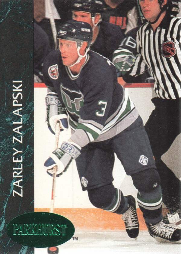 1992-93 Parkhurst Emerald Ice #59 Zarley Zalapski