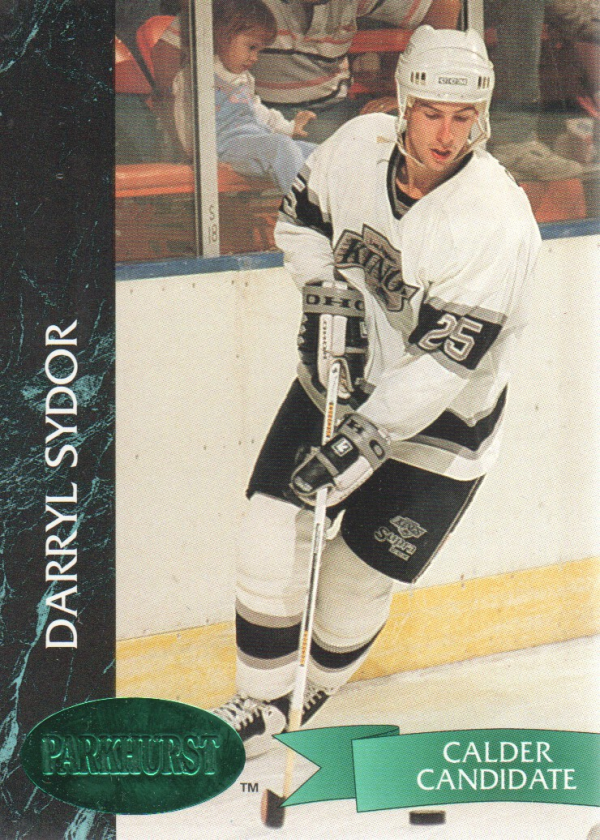 1992-93 Parkhurst Emerald Ice #69 Darryl Sydor