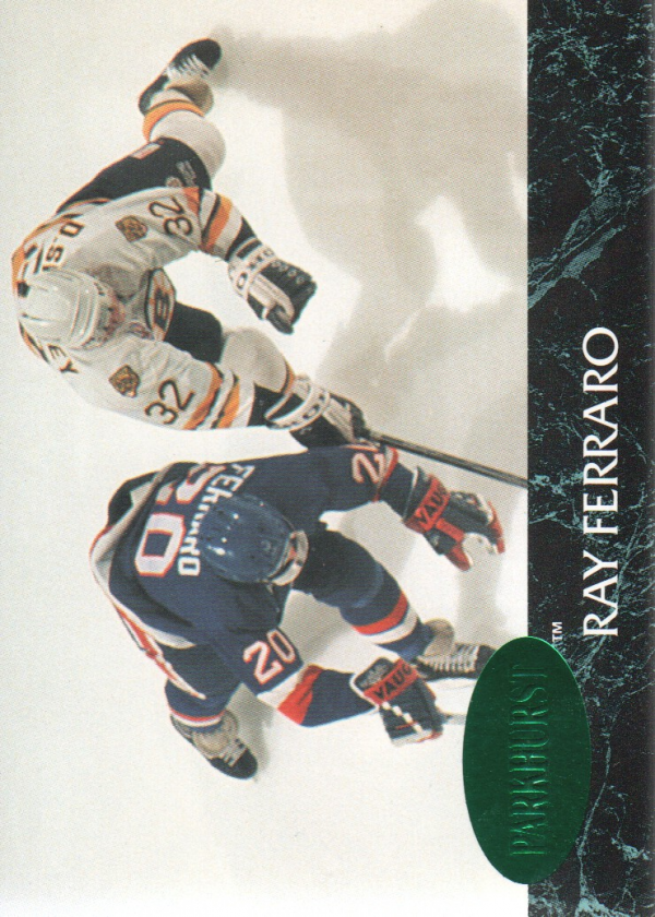 1992-93 Parkhurst Emerald Ice #98 Ray Ferraro