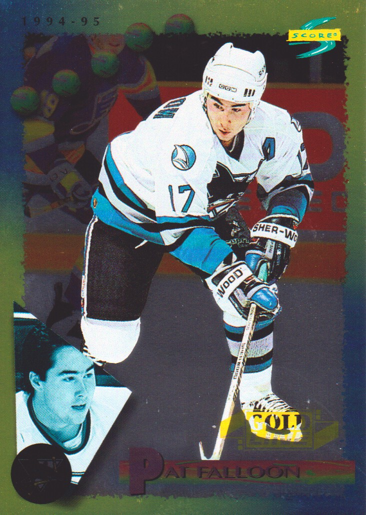 1994-95-Score-Gold-Line-Parallel-Hockey-Cards-Pick-From-List