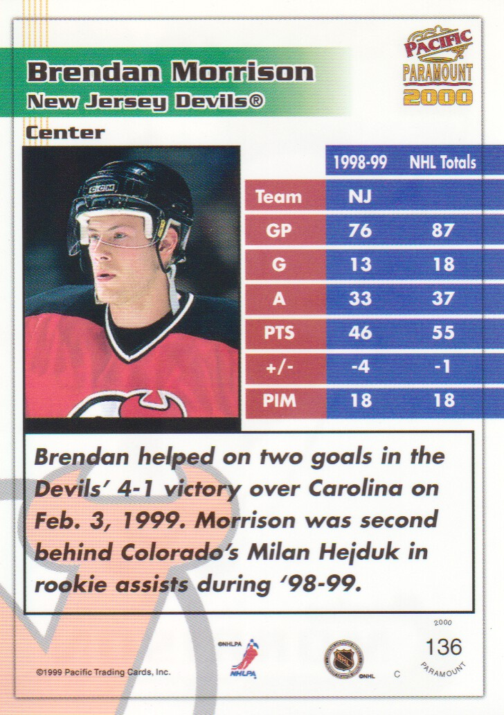 1999-00-Paramount-Emerald-Parallel-Hockey-Cards-Pick-From-List thumbnail 15