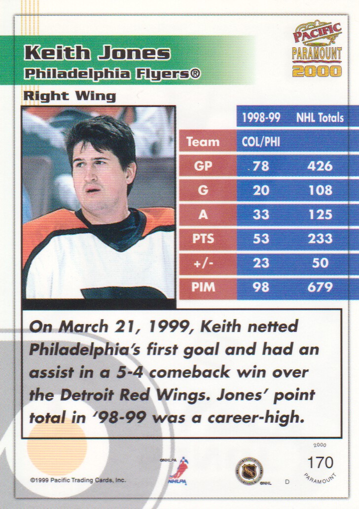 1999-00-Paramount-Emerald-Parallel-Hockey-Cards-Pick-From-List thumbnail 27