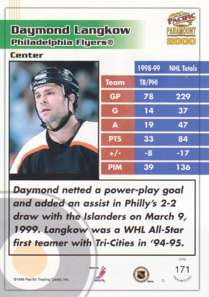 1999-00-Paramount-Emerald-Parallel-Hockey-Cards-Pick-From-List thumbnail 29