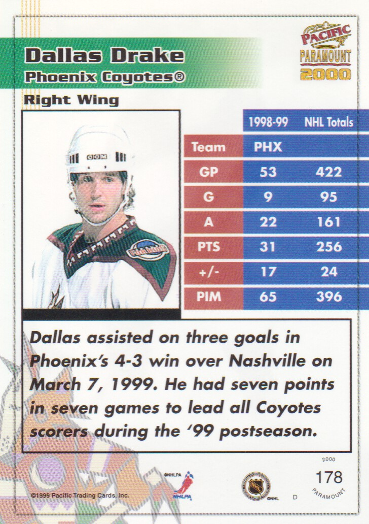 1999-00-Paramount-Emerald-Parallel-Hockey-Cards-Pick-From-List thumbnail 31