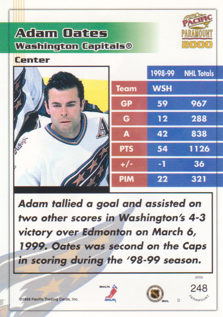 1999-00-Paramount-Emerald-Parallel-Hockey-Cards-Pick-From-List thumbnail 43