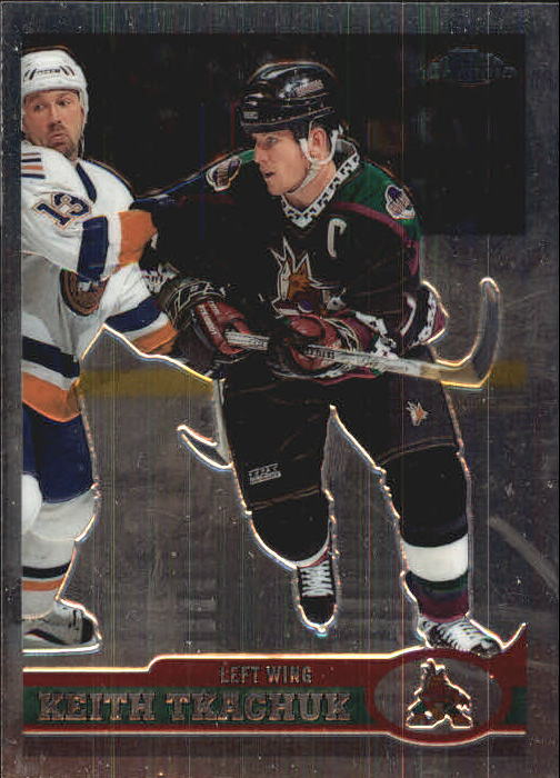 1999-00 Topps Chrome #4 Keith Tkachuk