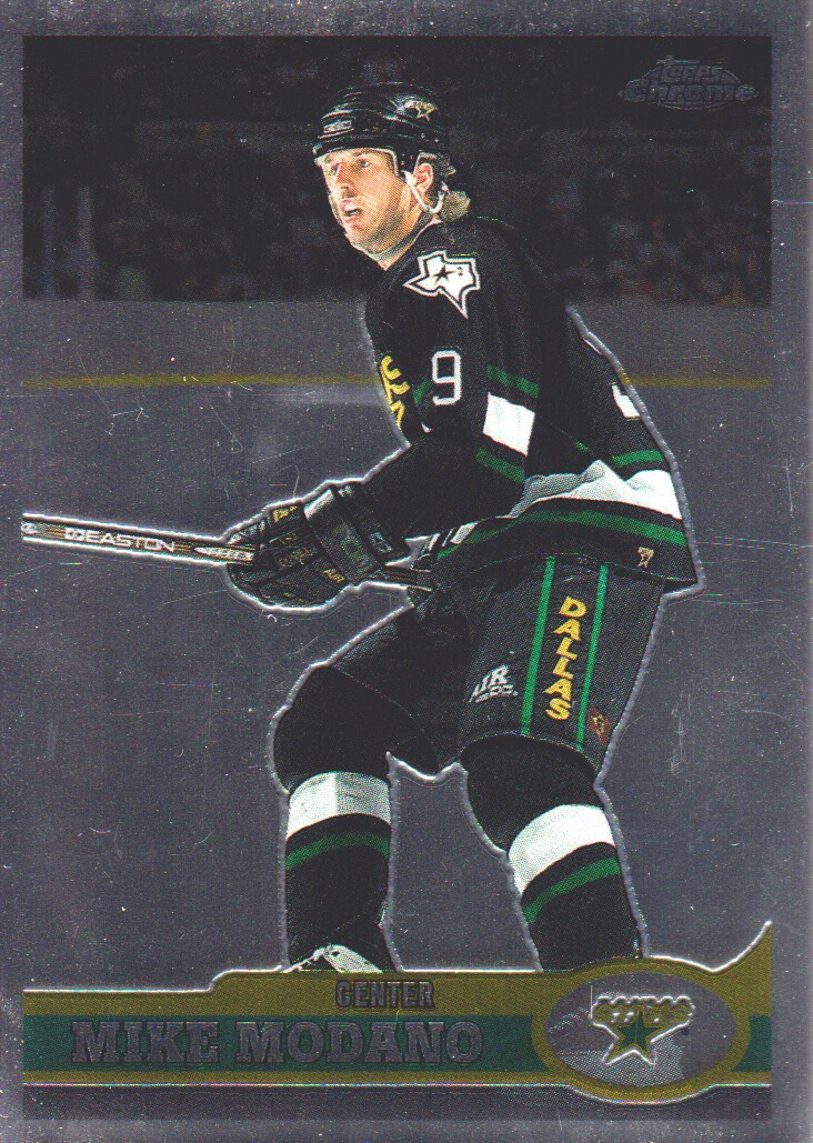 1999-00 Topps Chrome #6 Mike Modano