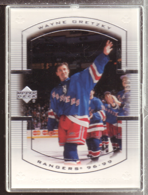 2000 Upper Deck Wayne Gretzky Master Collection #17 Wayne Gretzky