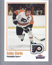 2002-03 Fleer Throwbacks #3 Bobby Clarke
