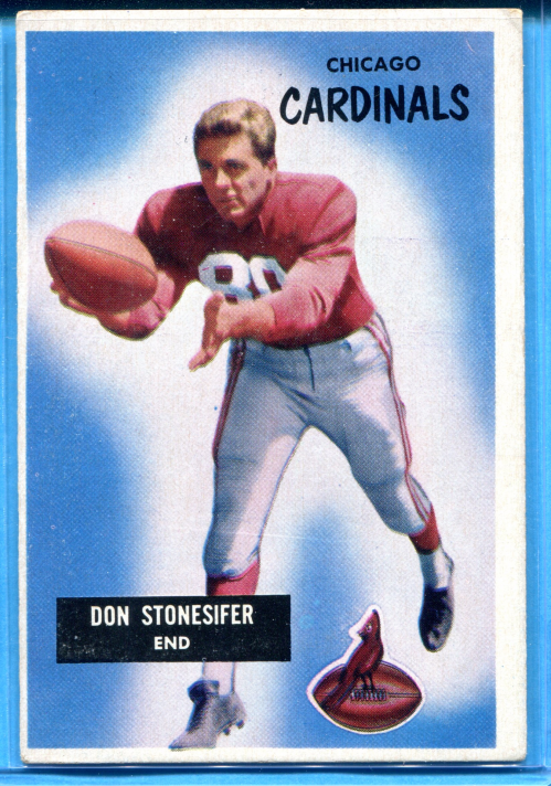 1955 Bowman #9 Don Stonesifer