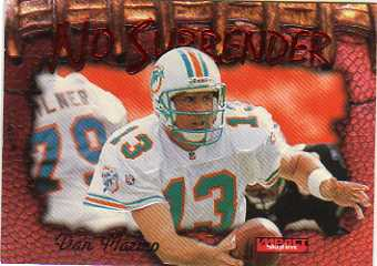 1996 SkyBox Impact No Surrender #10 Dan Marino
