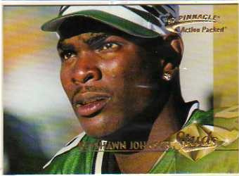1997 Action Packed Studs #8 Keyshawn Johnson