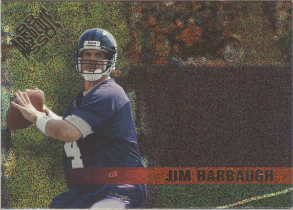 1998 Absolute Checklists #3 Jim Harbaugh