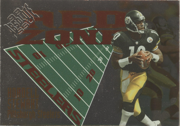 1998 Absolute Red Zone #10 Kordell Stewart