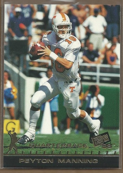 1998 Press Pass #50 Peyton Manning CL