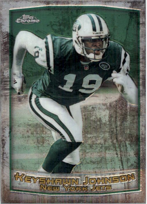 1999 Topps Chrome #2 Keyshawn Johnson