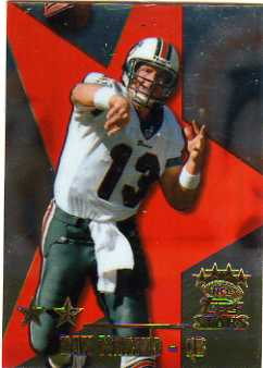 1999 Topps Stars Two Star Parallel #19 Dan Marino