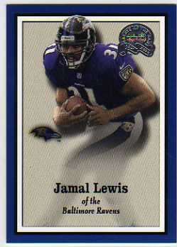 2000 Greats of the Game #103 Jamal Lewis RC