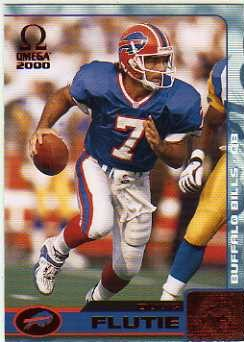 2000 Pacific Omega Copper #15 Doug Flutie