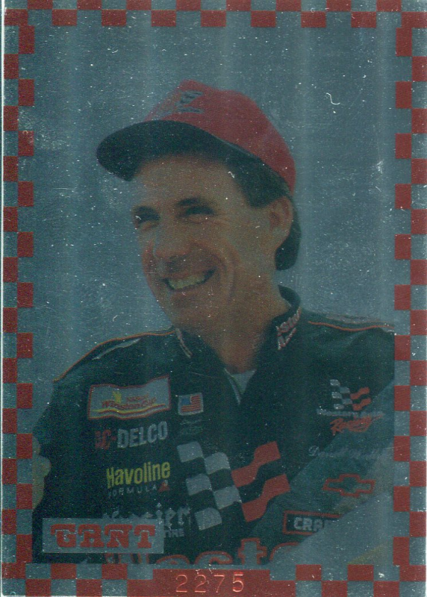 1994 Card Dynamics Gant Oil #6 Darrell Waltrip