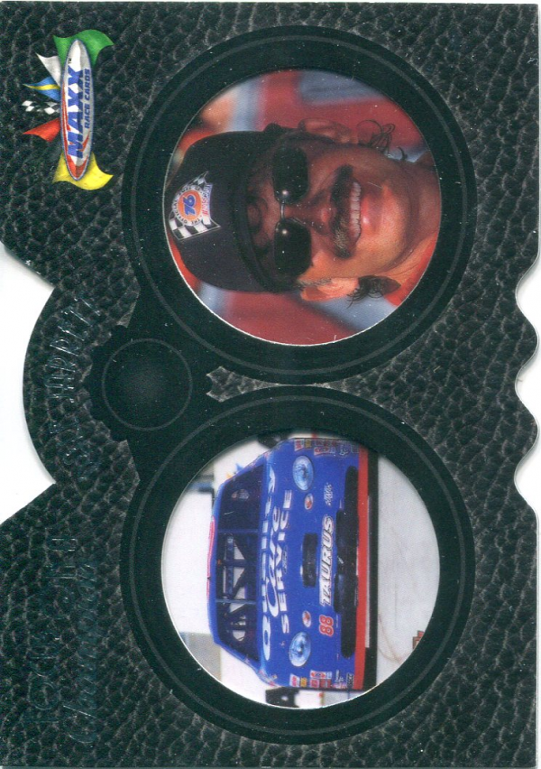1998 Maxx Focus on a Champion Cel #FC2 Dale Jarrett