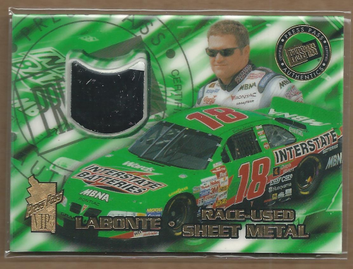1999 VIP Sheet Metal #SM8 Bobby Labonte