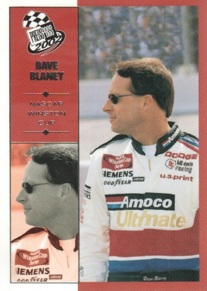 2002 Press Pass #2 Dave Blaney