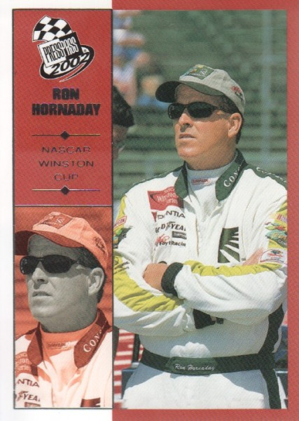 2002 Press Pass #14 Ron Hornaday