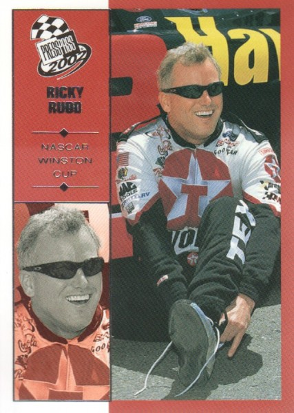 2002 Press Pass #29 Ricky Rudd