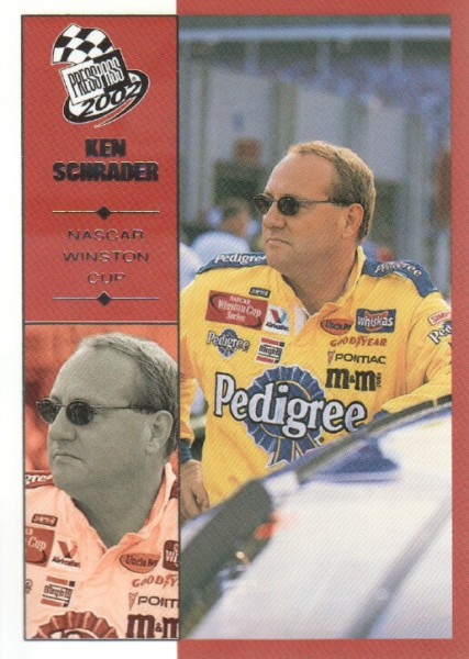 2002 Press Pass #31 Ken Schrader