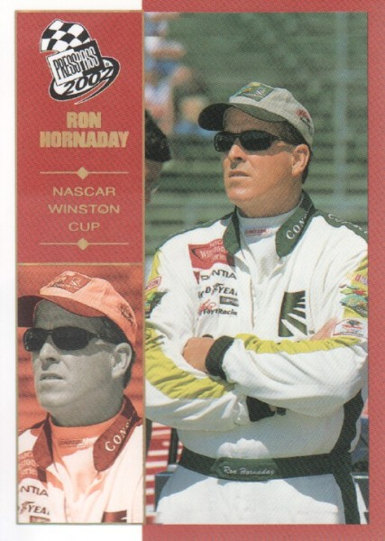 2002 Press Pass Platinum #14 Ron Hornaday