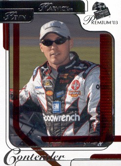 2003 Press Pass Premium Red Reflectors #11 Kevin Harvick