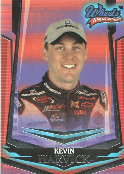 2003 Wheels American Thunder #8 Kevin Harvick
