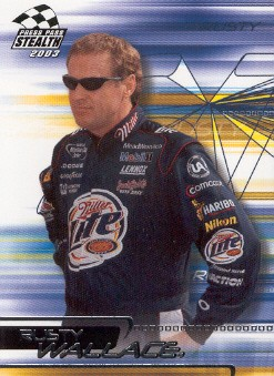 2003 Press Pass Stealth #1 Rusty Wallace