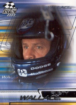 2003 Press Pass Stealth #3 Rusty Wallace